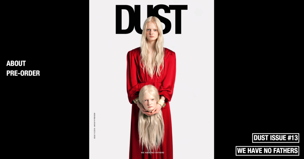 【DUST】2018-19AW NEW BRAND