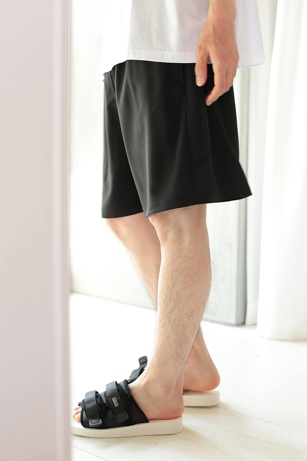 【iroquois】SHORT PANTS