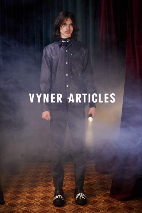 【19FW NEW BRANDS】VYNER ARTICLES