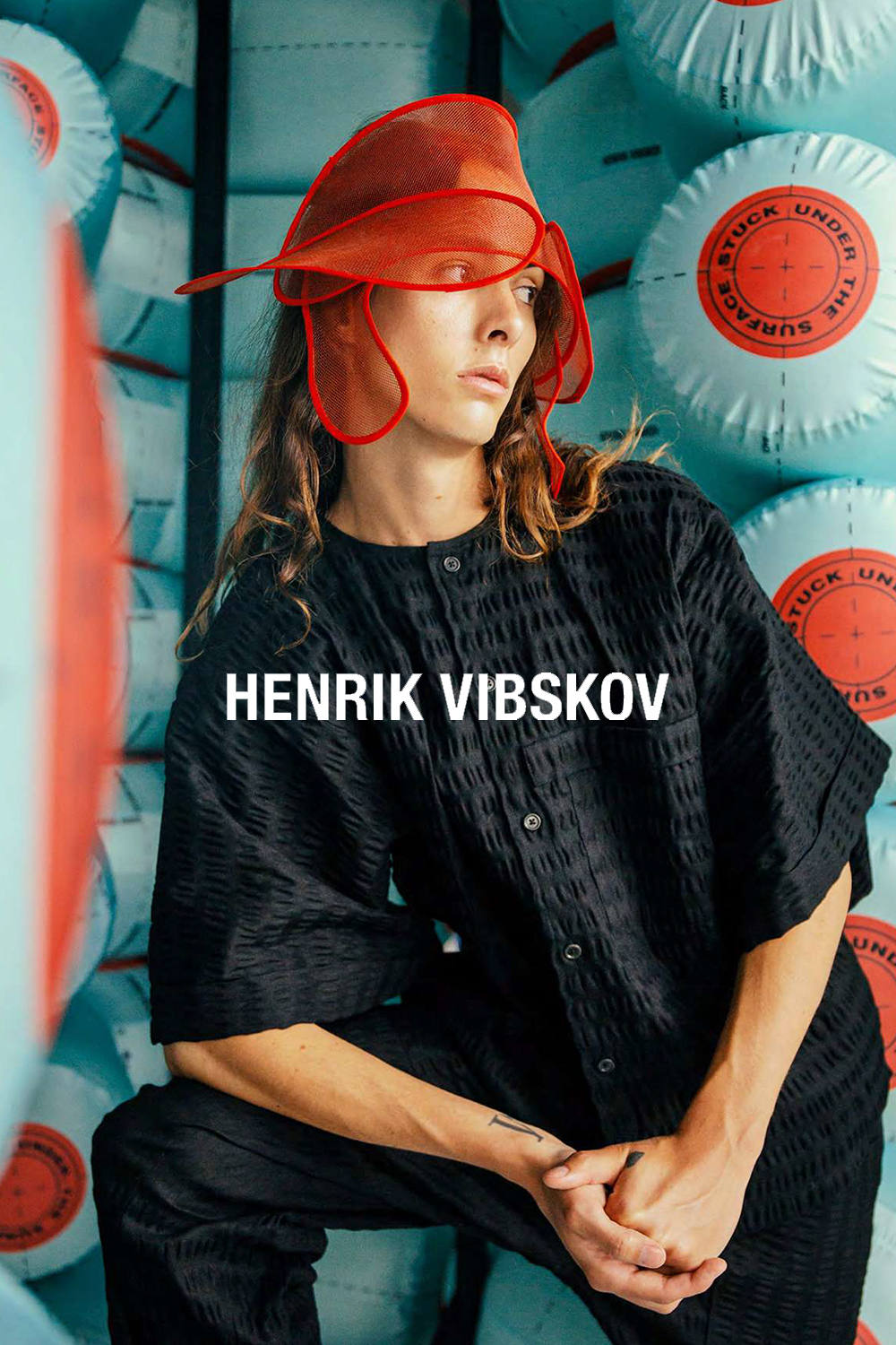 【HENRIK VIBSKOV】INTRODUCTION /// 20SS COLLECTION