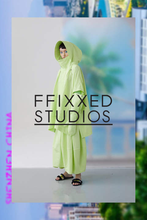 "【FFIXXED STUDIOS】20SS COLLECTION ""UTOPIA"""