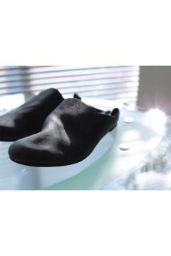 【再入荷/20AW】ROOM SHOES(BLACK)