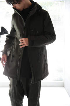 【ラスト1点】WOOL UTILITY SHORT COAT(CF1500)