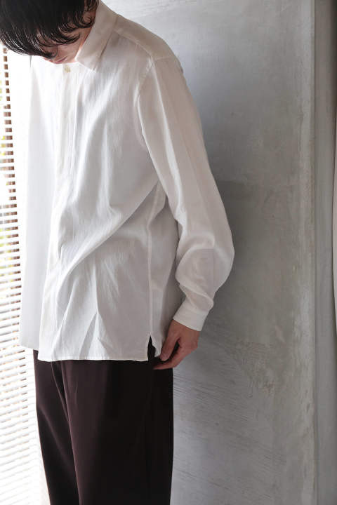 SHIRTS(WHITE/EH35SH-01B)