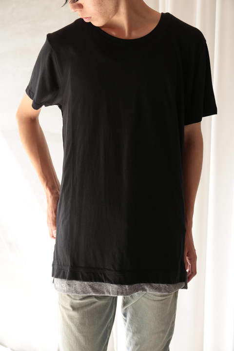 【ラスト1点】MERCER TEE(BLACK)