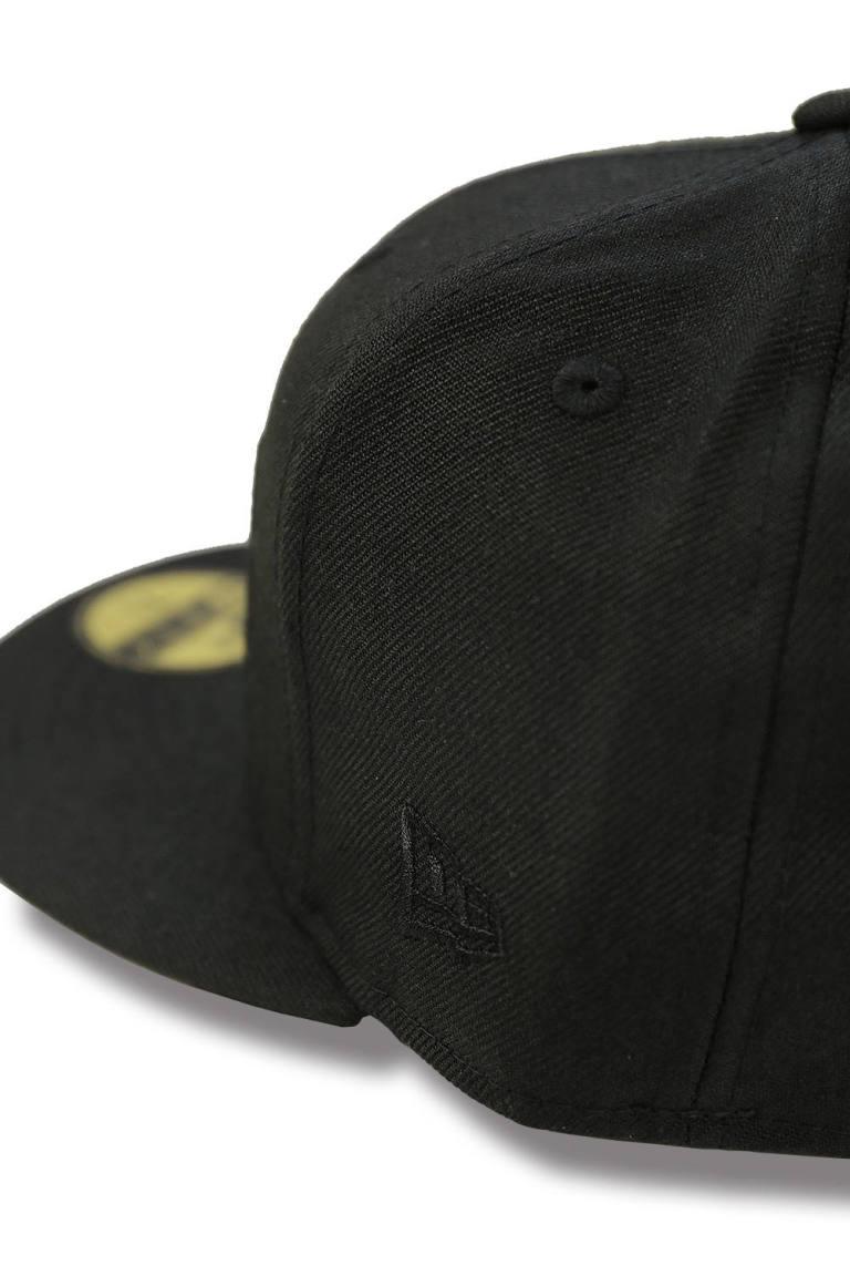 87dfb8e4738 yohji yamamoto -  yohji yamamoto×NEW ERA 5950 YY LOGO CAP(BLACK ...
