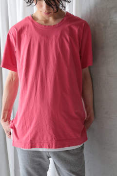 MERCER TEE(RED)