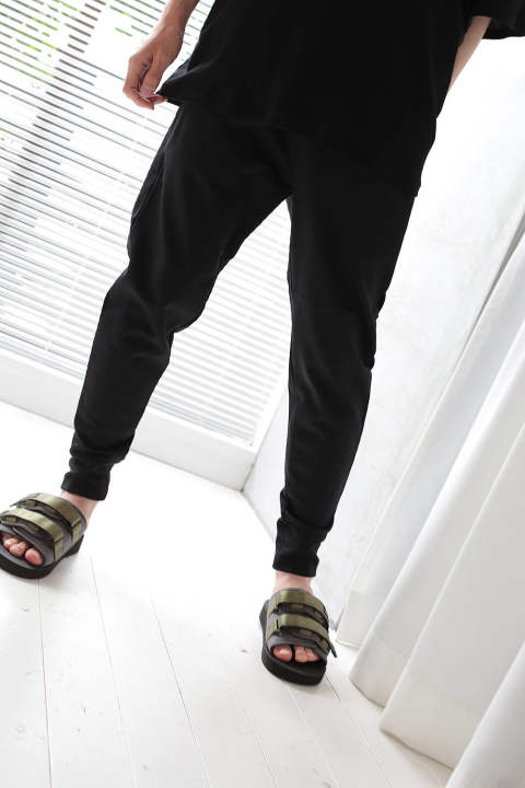 【SPOT ITEM】TRACK PANTS(BLACK)