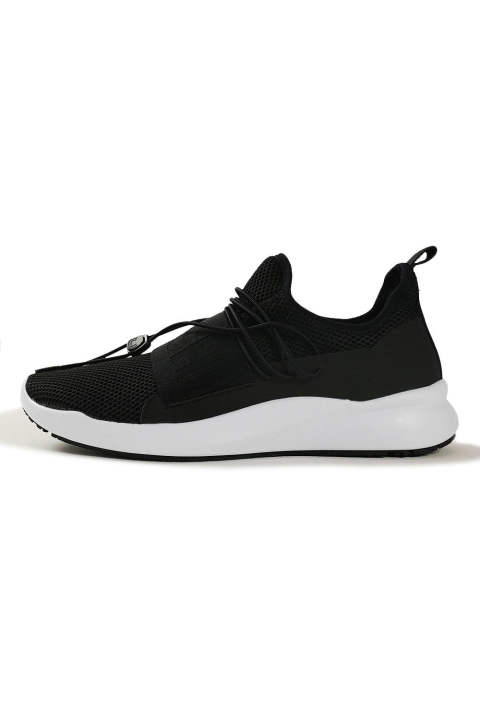 【KOLON+SEISHIN】SNEAKERS(BLACK)