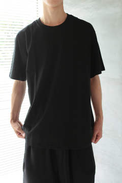 VAINL ARCHIVE×FRUIT OF THE LOOM S/S TEE(BLACK)