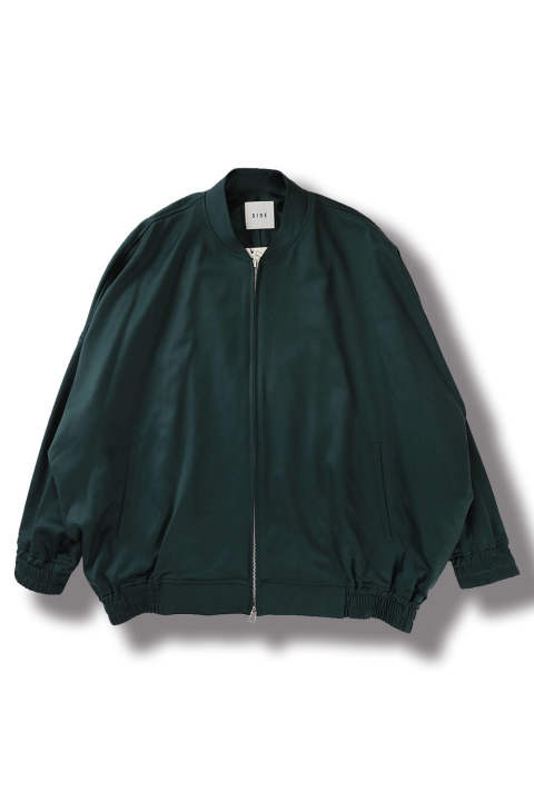 BALLOON BLOUSON(DARK GREEN)
