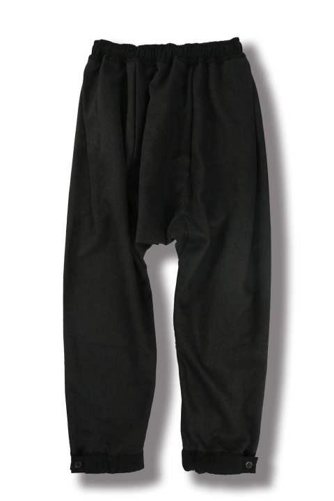 TROUSERS #48(BLACK)
