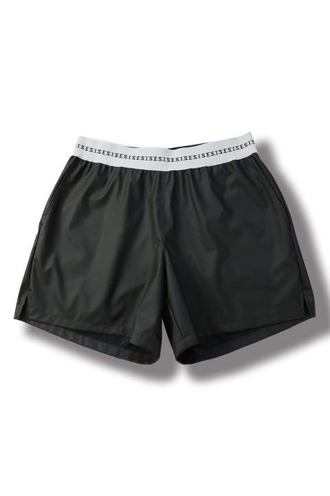 SHORT EASY PANTS(BLACK)