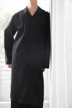 【ラスト1点】NEW LONG SHIRT(BLACK)