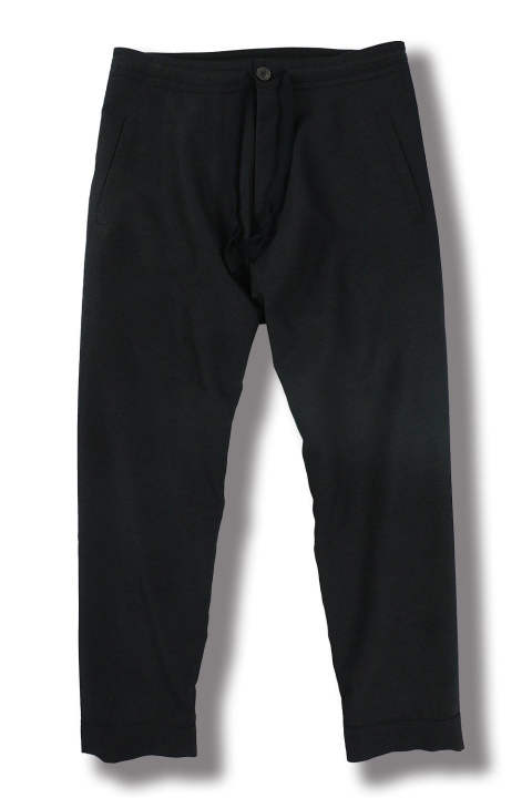 TROUSERS #25(BLACK)