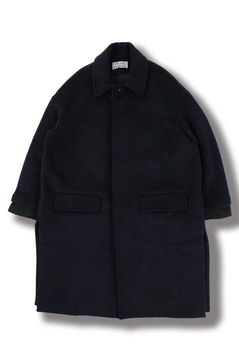 KEY COAT(MIDNIGHT BLUE)