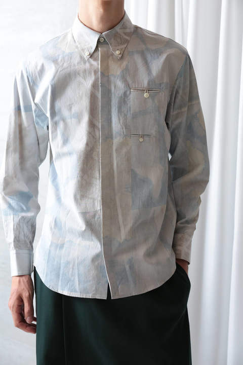 yuki buttondown shirt