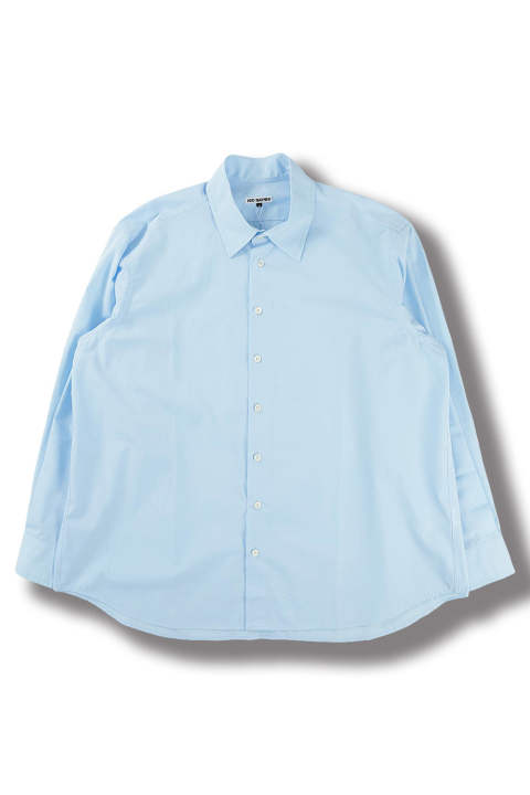 OPEN BACK SHIRT(BABY BLUE)