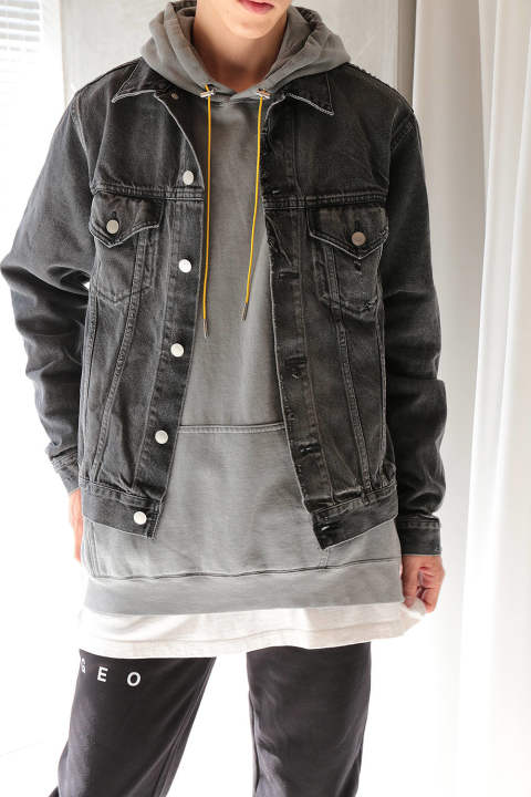 THUMPER JACKET TYPE Ⅲ(BLACK)
