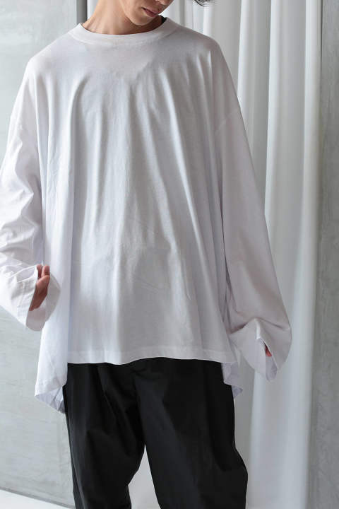 【ラスト1点】T-SHIRT-GARMENT BAG(WHITE)