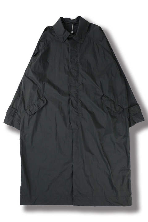 TRENCH COAT(BLACK)