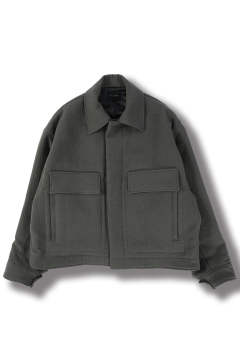 SHORT OVER BLOUSON(DUST)