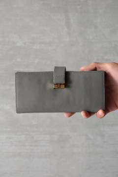 "LONG WALLET""LAYTON""(GRAY)"
