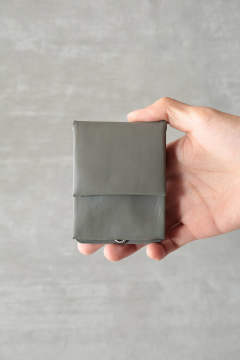 "MINI WALLET""HUGHES""(GRAY)"