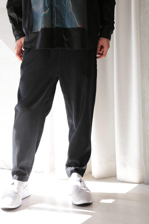 【ラスト1点】EASY PANTS(BLACK)