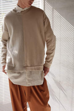 SW切替サイドベンツPO(LIGHT BEIGE/LIGHT BEIGE)