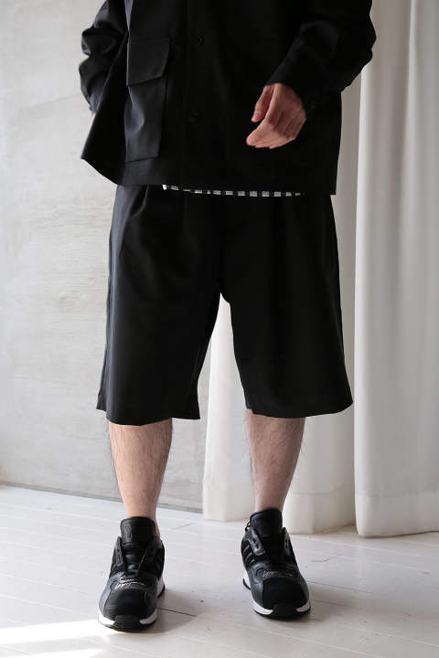 【ラスト1点】IVER SHORT(BLACK)