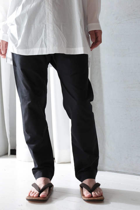TROUSERS#49(BLACK)