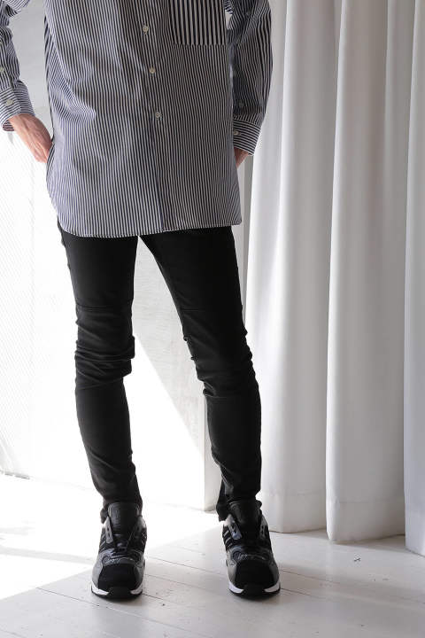 【ラスト1点】SKINNY PANTS(BLACK)