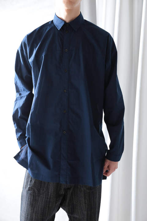 SHIRT#70 (DARK INDIGO)