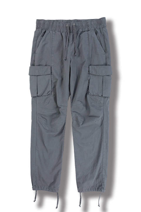 MILITARY CARGO PANTS(CHARCOAL)