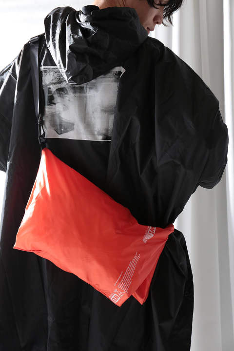 MARKET BAG(ORANGE)
