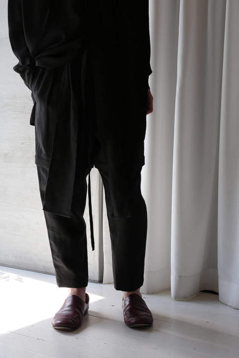 2-WAY PANTS(BLACK)