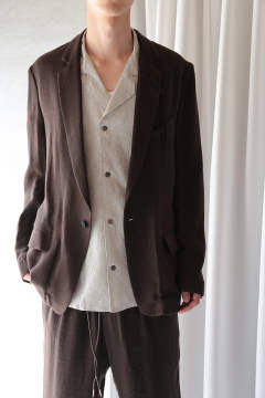 TAILORED JACKET(REALITY/EH38J-01A)