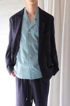 TAILORED JACKET(NAVY/EH38J-01B)