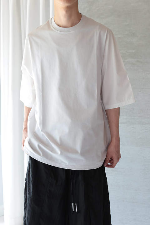 DOCKING CUTSEW(GRAY×WHITE)