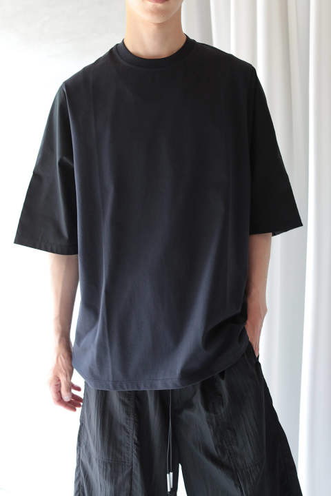 DOCKING CUTSEW(NAVY×BLACK)