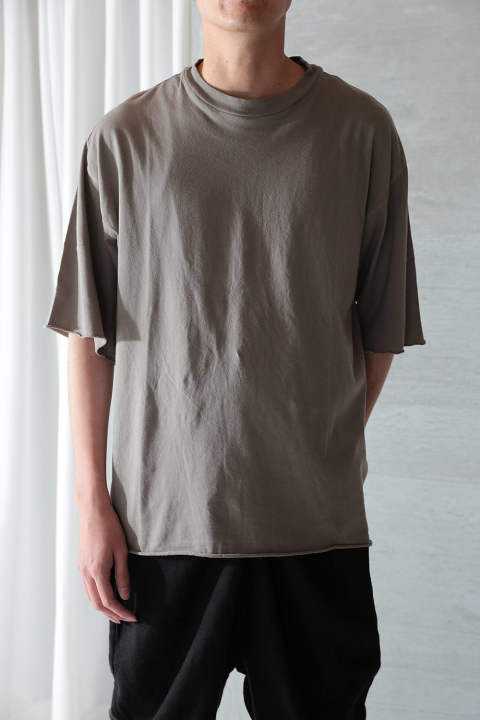 【ラスト1点】ORGANIC COTTON T-SHIRT(ASHEN MOON)