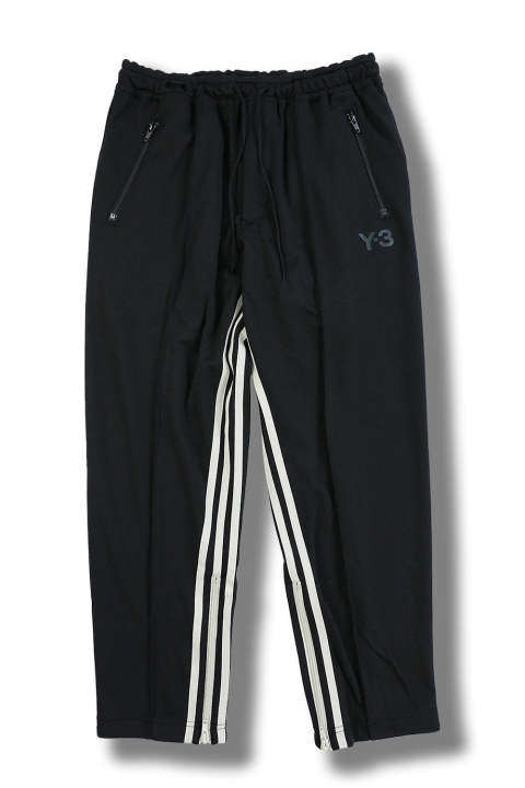 M 3STP CROPPED TRACK PANTS(BLACK/ECRU)