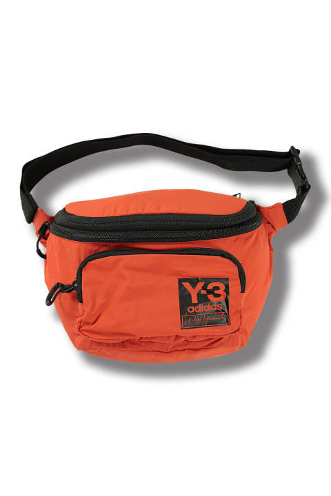Y-3 PACKABLE BP(ICON ORANGE/BLACK)