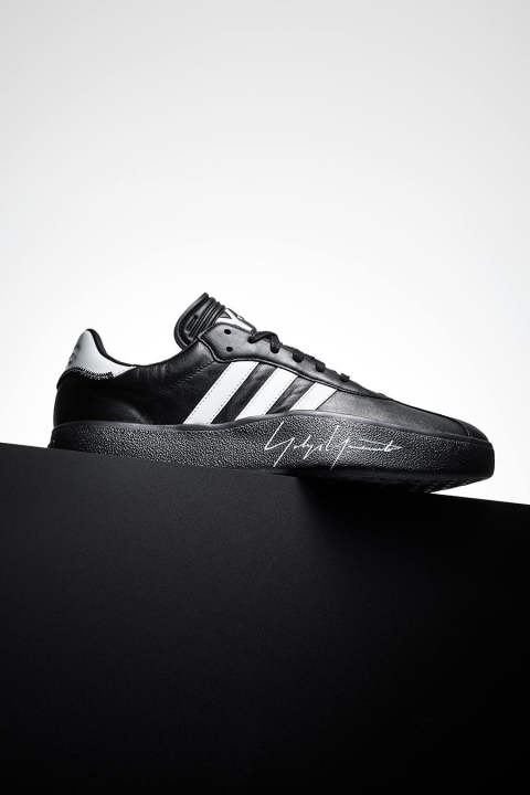Y-3 TANGUTSU FOOTBALL【BLACK-Y3/FTWR WHITE/BLACK-Y3/EF2616】