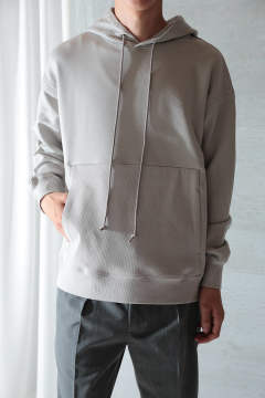PULLOVER HOODIE(LIGHT GRAY)