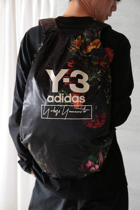 Y-3 YOHJI BP AOP(MULTI COLOR)