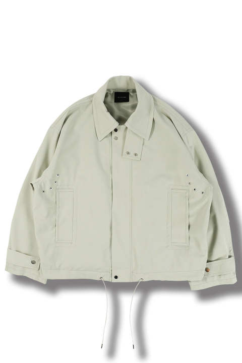 UTILITY  BLOUSON(LIGHT GRAY)