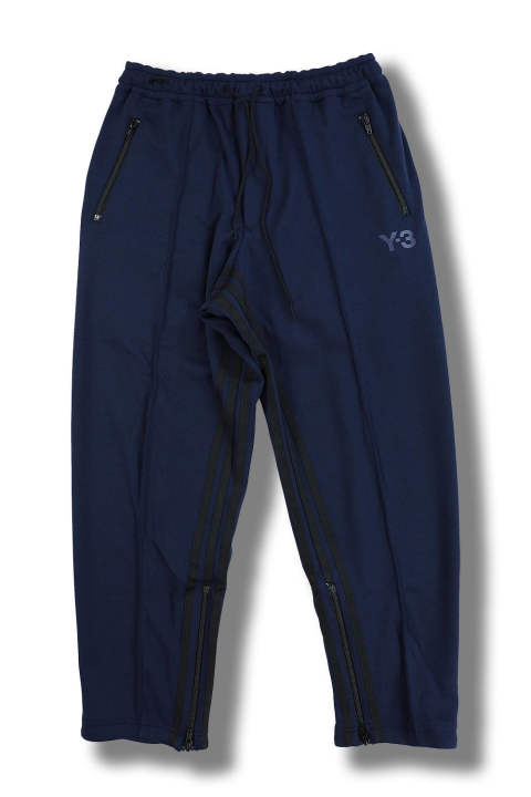 M 3STP CROPPED TRACK PANTS(YOHJI BLUE/BLACK)