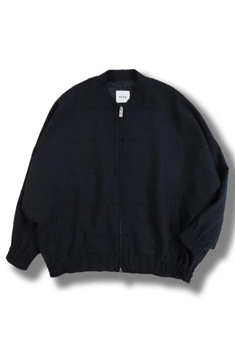 BALLOON BLOUSON(NAVY)
